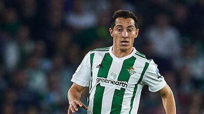 Andres Guardado hace un gol, pero Betis cae 3-2