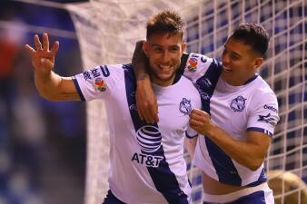 Puebla derrota a Pumas con solitaria anotación de Lucas Cavallini