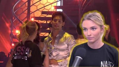 ¿Los ex perfectos? Irina Baeva y Emmanuel Palomares disfrutan juntos (no revueltos) de Mira Quién Baila
