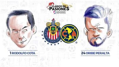 Previo: el Clásico Nacional entre polos opuestos de Chivas y América