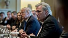 Kevin McCarthy, un duro en inmigración, sustituirá a Paul Ryan como líder republicano de la Cámara Baja