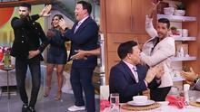 Jomari Goyso le demostró a Alan (y hasta al Chef Yisus) lo que es verdaderamente bailar flamenco