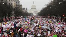De la marcha de las mujeres nació la resistencia