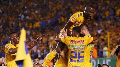 Tigres iguala su mejor racha de victorias consecutivas