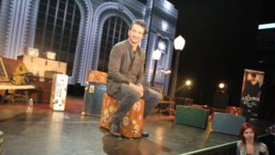 Ricardo Arjona prepara su gran tour para 2015