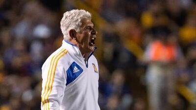 """Ferretti: """"A veces me desespera el futbol que hace mi equipo"""""""