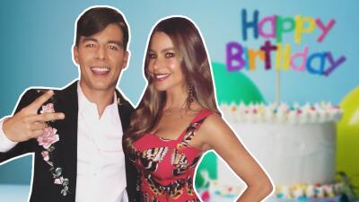 Con este tierno mensaje Sofía Vergara felicita a su hijo Manolo González Vergara por su cumpleaños 27