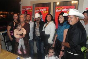 Gran taquiza con el Chapo de Sinaloa