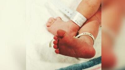 ¡Ya nació el hijo de Esteban Loaiza y Cristina Eustace!