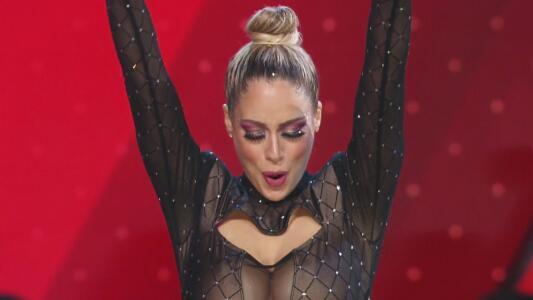 Aleyda Ortiz se lleva el primer lugar como la favorita del público de Mira Quién Baila