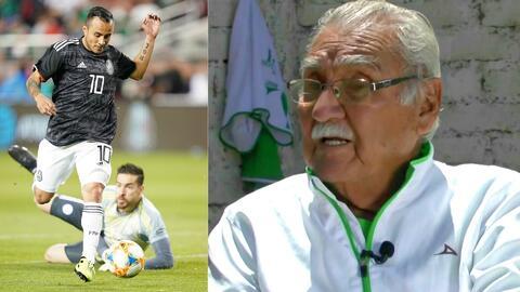 'La Tota' Carbajal le pide no confiarse a León y desea que el Chapo llegue al Mundial de Catar