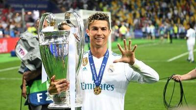 Para el 'Bam Bam' Zamorano el Real Madrid se equivocó en dejar ir a Cristiano Ronaldo