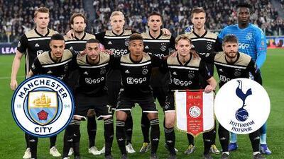 Stoichkov y Zamorano llenan de elogios al Ajax y le envían advertencia a los clubes ingleses