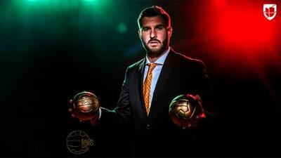 André-Pierre Gignac: ganador del Balón de Oro al Mejor Delantero
