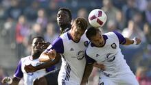 Orlando City salió de la mala racha derrotando 2-0 a Philadelphia