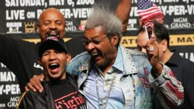 Don King promoverá a Ricardo Mayorga