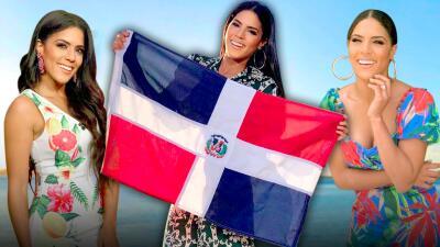 Los 10 coloridos looks con los que Francisca luce sus raíces dominicanas