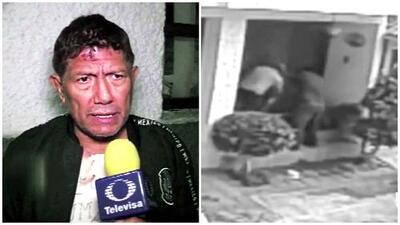 Impotencia con temor: el productor Juan Osorio detalla cómo fue el asalto en su casa