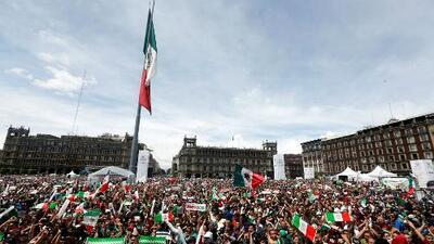 Reportan un 'sismo artificial' en México justo después de que la selección anotara un gol contra Alemania