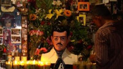 Jesús Malverde, los narcos y la fe