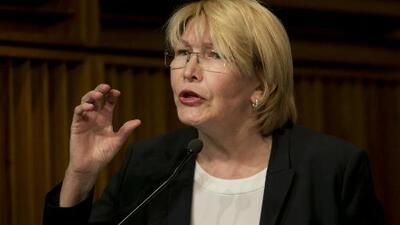 Se intensifica la guerra de poderes en Venezuela entre la Fiscalía y el Tribunal Supremo de Justicia