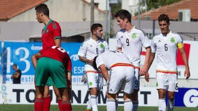 El 'Tri' Sub 22 dejó ir la final del Esperanzas de Toulon