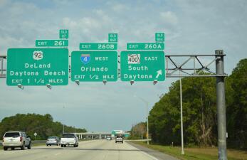 Estas son las 10 autopistas más peligrosas de EEUU