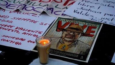 """A los hijos de 'El Chapo' les """"disgustó"""" una entrevista que hizo el periodista asesinado Javier Valdez"""