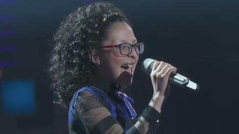 """""""Qué delicia oirte cantar con esa garganta que dios te dio"""": Verónica Castro a Taisia"""