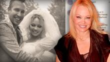 En la cama junto a su marido, Pamela Anderson da su primera entrevista tras llegar al altar