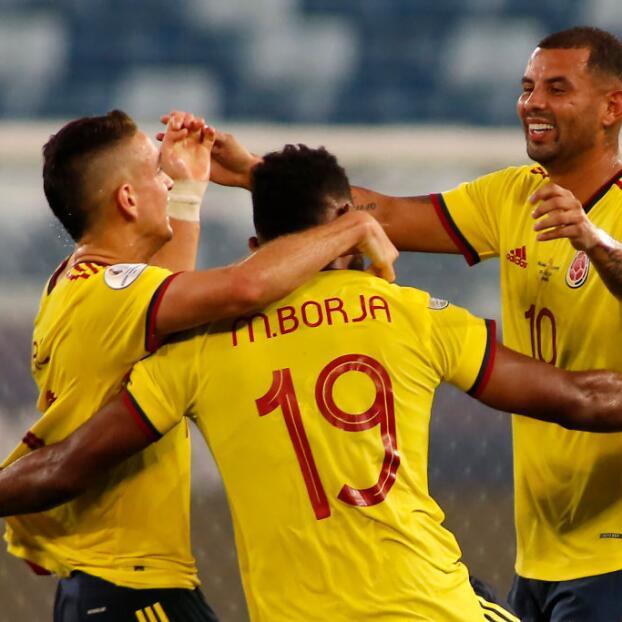FINAL | ¡Colombia gana a Ecuador con golazo de Cardona!