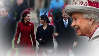 Meghan Markle y Kate Middleton echan por tierra los rumores: van felices a la misa de Navidad
