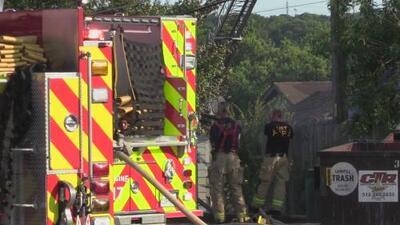 Incendio al sur de Austin deja a cinco personas sin hogar