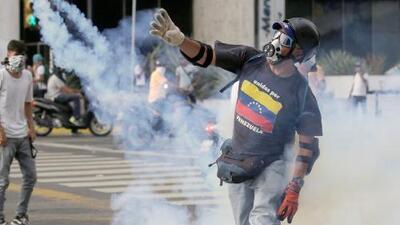 Protestas en contra y a favor de Nicolás Maduro dejan trágico saldo