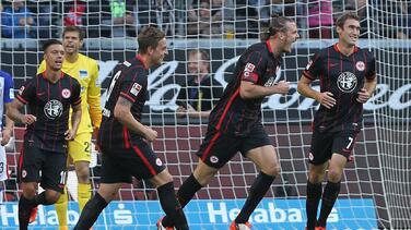 Eintracht Frankfurt vence a Hannover sin Marco Fabián en juego por no descenso en Alemania