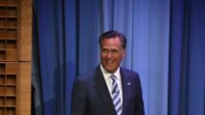 El ex candidato presidencial Mitt Romney peleará contra Evander Holyfield