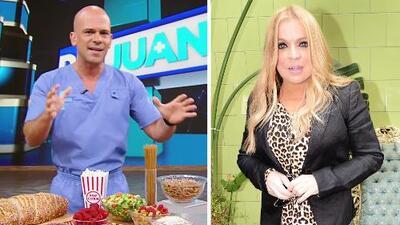 Cómo incluir más fibra a tu dieta diaria, así como el Dr. Juan le aconsejó a Ednita Nazario
