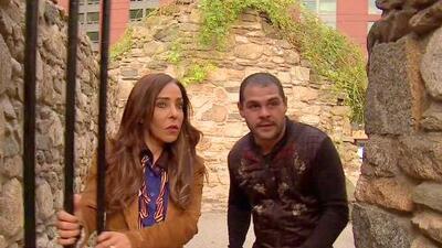 'El Chapo' le mostró a Gelena Solano cómo escaparse de la cárcel