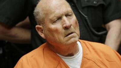 Aparece por primera vez en corte Joseph James DeAngelo, el 'Asesino del Golden State'