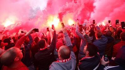 Preocupación en Madrid por la llegada de hooligans a la Final de la Champions League