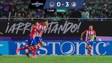 ¡Cañonazos en Mazatlán! Atlético de San Luis golea a los de Boy