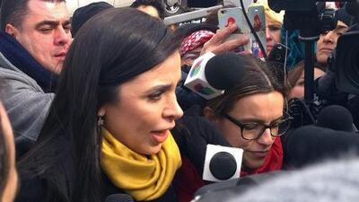 La razón por la cual un juez le negó a 'El Chapo' Guzmán la solicitud de abrazar a su esposa