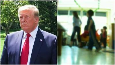 Critican petición de Trump de eliminar ciudadanía a hijos de indocumentados nacidos en EEUU