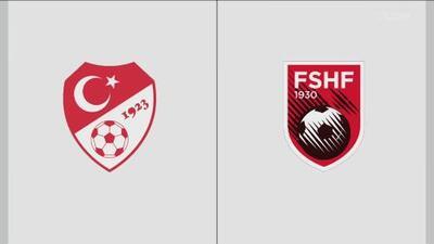 Turquía 1-0 Albania  – Goles y Resumen – Grupo H - Clasificatorio a la Eurocopa