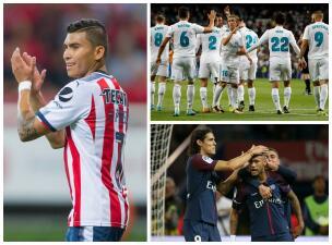 Chivas y otros 12 equipos que estarán en el demo del FIFA 18