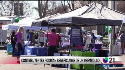 Evento para informar a la comunidad hispana sobre el crédito E-I-T-C.