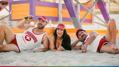 El Pelón descubre lo que le pasó a Carla en el photoshoot de Miami