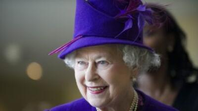 La reina Isabel de Inglaterra centró en el deporte su discurso navideño