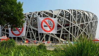 Vetan el tabaco para los Juegos Olímpicos de Tokio 2020