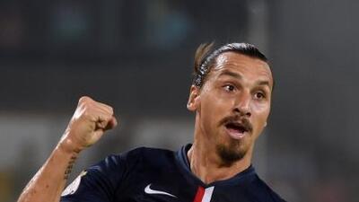 Ibrahimovic no jugará contra el Barcelona